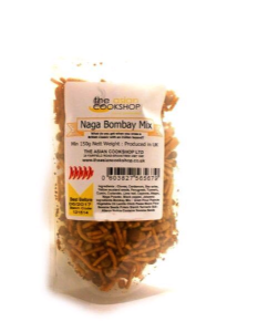 Naga Hot Bombay Mix [Extra Hot] | Buy Online at the Asian Cookshop